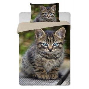 housse de couette chat la redoute. Black Bedroom Furniture Sets. Home Design Ideas
