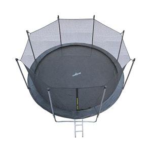 Trampoline JUMP4FUN 13FT - 400cm - Noir JUMP4FUN