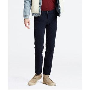 Slim broek in geribd fluweel 511™
