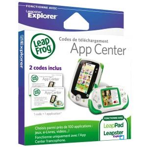 Cartes de Téléchargement - Pack Application - LEA88150 LEAPFROG
