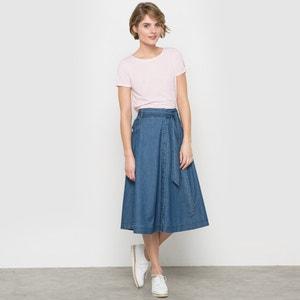 Buttoned Midi Skirt R studio