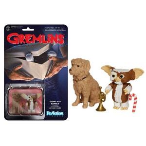 Gremlins ReAction figurine Gizmo & Barney 6 cm NECA