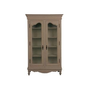 vitrine 2 portes la redoute. Black Bedroom Furniture Sets. Home Design Ideas