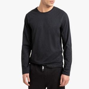 T-shirt met lange mouwen in katoen, Théo
