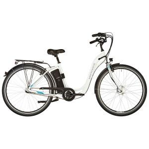Florence - Vélo de ville électrique - gris VERMONT