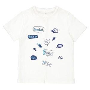 Camiseta con motivo mágico 3-12 años La Redoute Collections