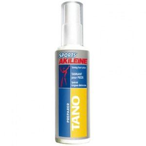 Tano lotion tannante pour pieds 100 ml AKILEINE