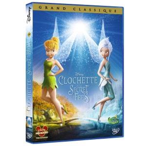 DVD Clochette et le secret des fées DISNEY