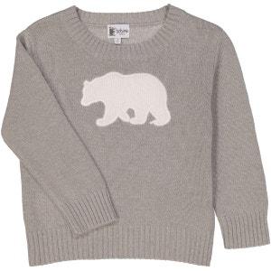 Pull garçon ours BOBINE