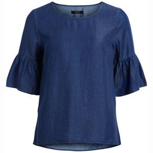 Short-Sleeved Blouse VILA