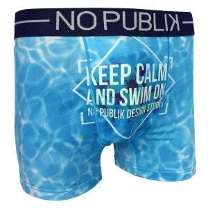 Boxer Microfibre Enfant Swim On NO PUBLIK