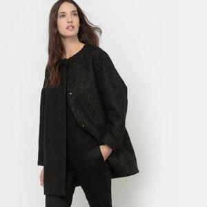 Shimmering Coat MADEMOISELLE R
