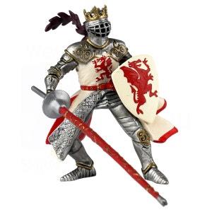 Figurine Roi au dragon rouge PAPO