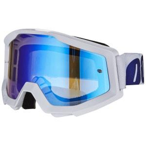 The Strata - Masque - bleu/blanc 100%