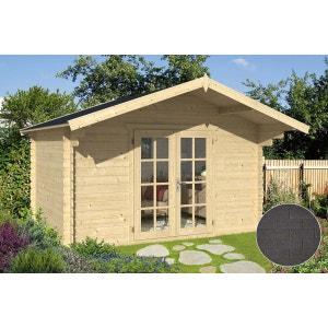 Abri de jardin garage en solde la redoute for Garage ad ancenis