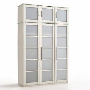 Armário, guarda-fatos, pinho maciço, alt. 230 cm, Bolton La Redoute Interieurs