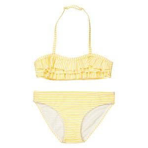 Striped Bikini, 3-12 Years La Redoute Collections