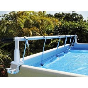 Enrouleur de bâche à bulles Solaris 2 pour piscines hors-sol - Kokido KOKIDO