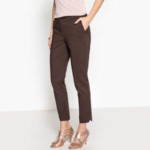 Pantalon slim 7/8ème ANNE WEYBURN