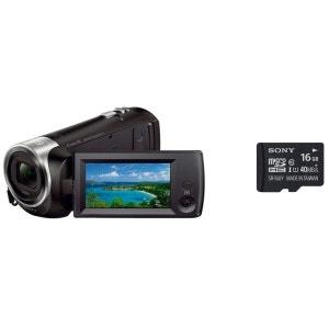 Camescope SONY Pack HDR-CX405 + MicroSD 16Go SONY