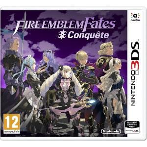 Fire Emblem Fates : Conquête 3DS NINTENDO