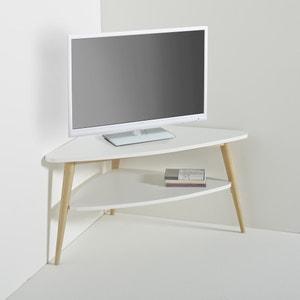 Meuble TV d'angle vintage double plateau, Jimi La Redoute Interieurs