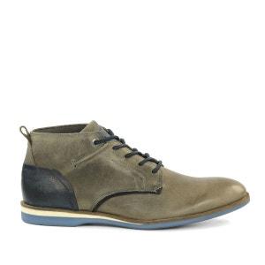Chaussures à lacets sportives grises SACHA
