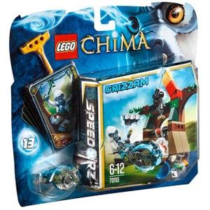 Mâchoire de Croco LEGO Chima 70110 LEGO