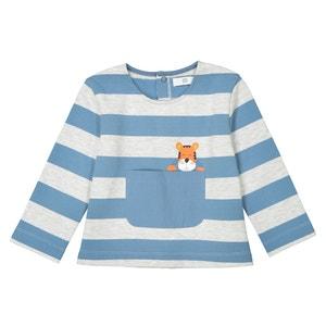 Kangaroo Pocket Sweatshirt, Birth-2 Years La Redoute Collections