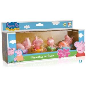 Peppa Pig - 4 Figurines de Bain - IMC360037 IMC TOYS
