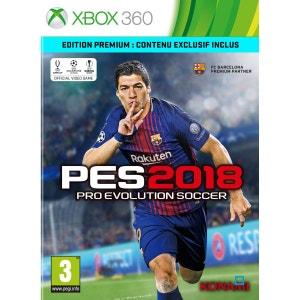 Pro Evolution Soccer 2018 - Edition Premium XBOX 360 KONAMI