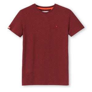 T-shirt met ronde hals en korte mouwen SUPERDRY