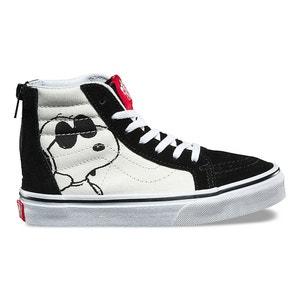Baskets alte Snoopy  UY SK8-Hi Zip VANS