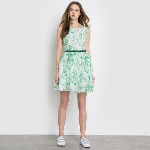 Платье с короткими рукавами  CASSANDRE