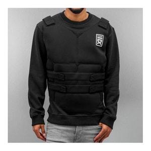 Sweat Dangerous DNGRS Shooting Vest Sweatshirt Noir DEFANZY