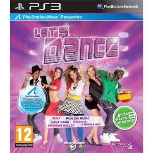 Let's Dance PS3 BLACK BEAN