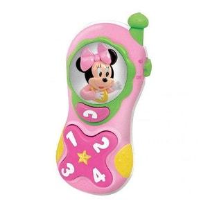 Minnie - Téléphone Lumière et Sons - CLE62371.6 CLEMENTONI