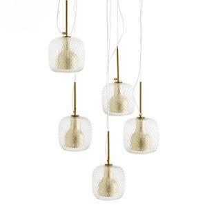Hanglamp met 5 bollen Mistinguett AM.PM.