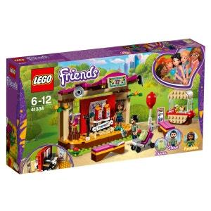 La scène de spectacle d'Andréa 41334 LEGO