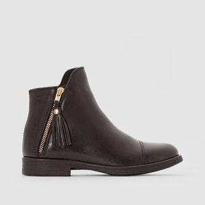 Boots cuir J AGATA C GEOX