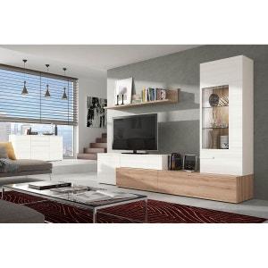 meuble tv design   la redoute - Meubles Tele Design