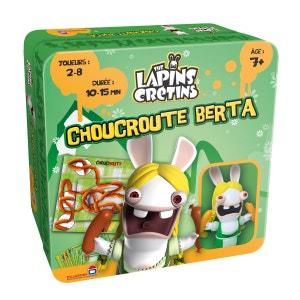 Les Lapins Crétins - Choucroute Berta - DUJ01210 DUJARDIN