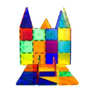 Magnétiques et découvertes : Boite de 32 pièces DUJARDIN