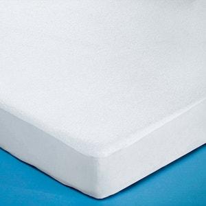Protector de colchón de felpa rizada sobre poliuretano La Redoute Interieurs