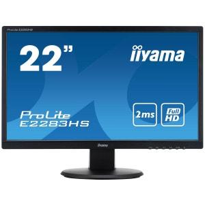 Ecran PC gamer IIYAMA E2283HS-B1 IIYAMA