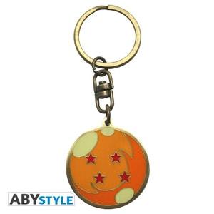 DRAGON BALL Porte-clés DBZ Boule de cristal ABYSSE CORP