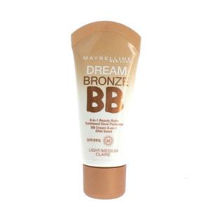 Dream Bronze BB SPF 25 Gemey Maybelline MAYBELLINE
