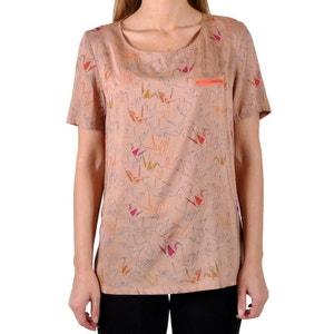 T-Shirt Marron GOOD LOOK