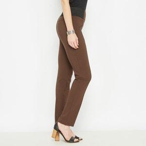 Pantalon, coton stretch ANNE WEYBURN