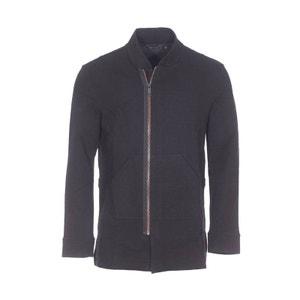 Sweat long zippé   noir coton ANTONY MORATO